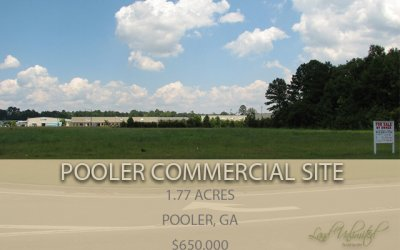 Pooler Commercial Site