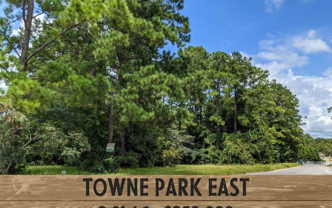 Rincon – Towne Park East 2.81 ACRES COMMERCIAL