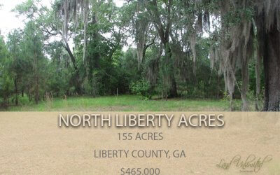 North Liberty Acres – UNDER CONTRACT