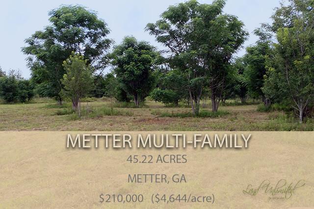 METTER GA. MULTI-FAMILY