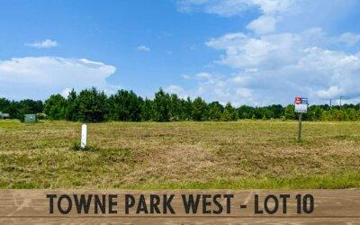 Towne Park West, Rincon, Ga. lot #10