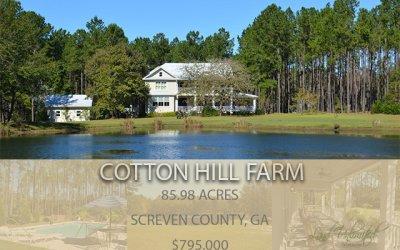 Cotton Hill Farm