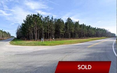 Commercial Country Corner – UNDER CONTRACT