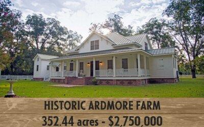 Historic Ardmore Farm