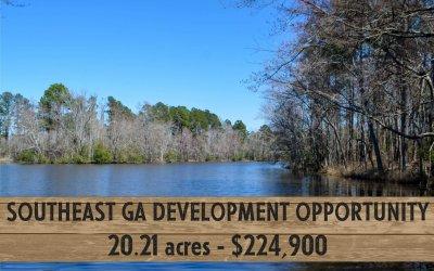 Southeast GA Development Opportunity