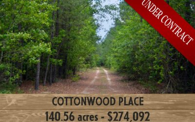 Cottonwood Place (UNDER CONTRACT)
