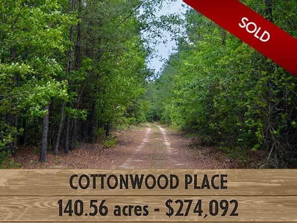 Cottonwood Place